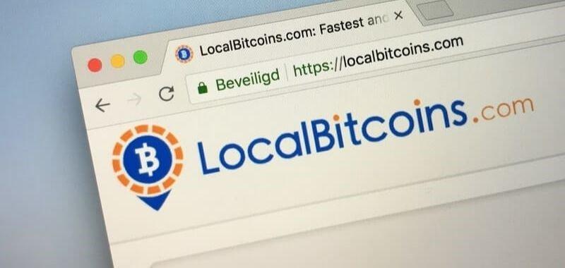 Comprar bitcoin - localbitcoin