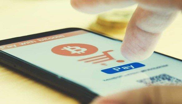 pagar con bitcoin - David Millán