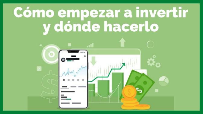 cómo invertir dinero