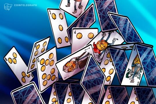 estafa piramidal con criptomonedas