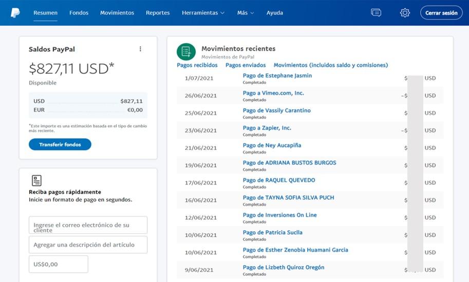 PayPal: pasarela de pago Colombia